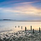 Chapel Island early morning by Stephen Miller