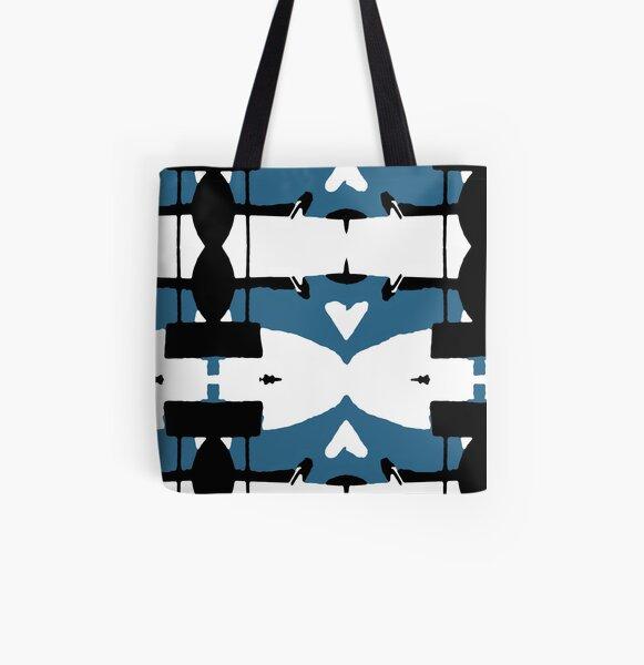 Indiana Allover-Print Tote Bag