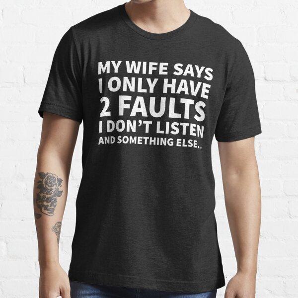 BEST HUSBAND EVER T-SHIRT Funny Slogan Valentines Christmas Hipster