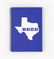 Texas Bred Spiral Notebook
