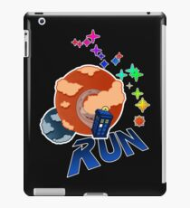 Doctor Who - Run to the Stars iPad Case/Skin