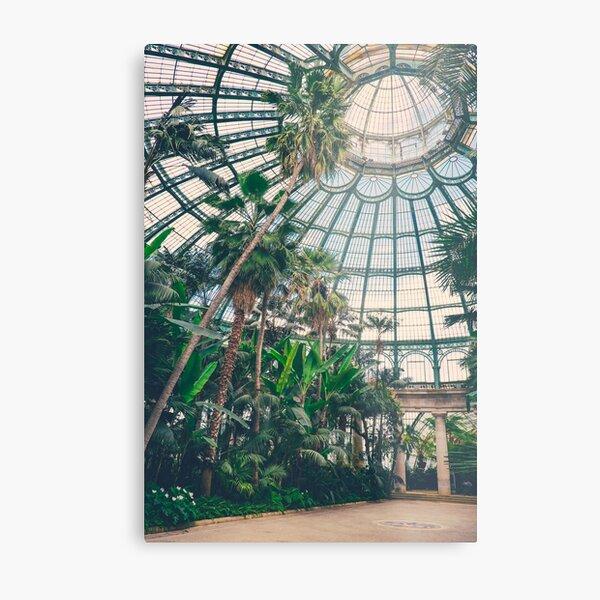 Royal Greenhouses Metal Print
