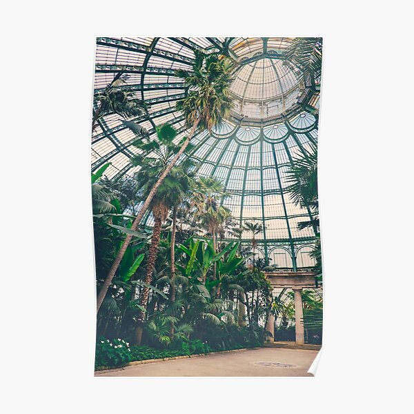 Royal Greenhouses Poster