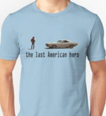 Punto de fuga: el último héroe estadounidense Camiseta ajustada