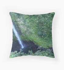 Lifestream Throw Pillow