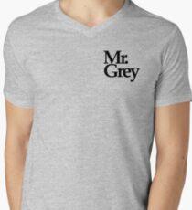Mr. Grey Men's V-Neck T-Shirt