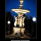 Fountain by Steve Blake : - Akuna Photography Bendigo