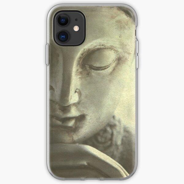 Buddha Close-up iPhone Soft Case