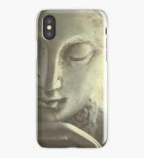 Buddha Close-up iPhone Case/Skin