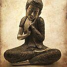 Buddha Lotus by Madeleine Forsberg