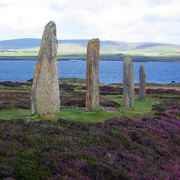 Ring o' Brodgar by ramonafrede