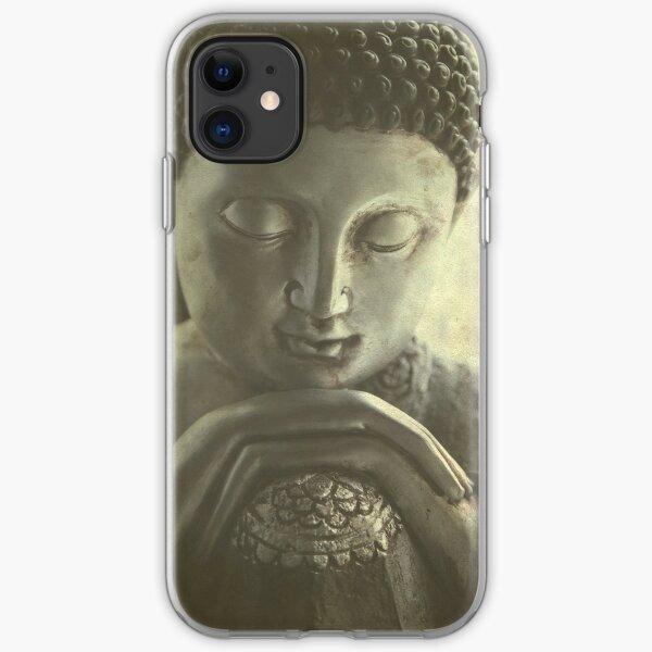 Buddha Close iPhone Soft Case