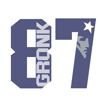 New Gronk Design by osbfutsal