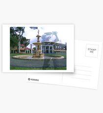 Adelaide Oval Sir Donald Bradman Postcards