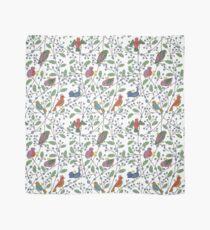 Clockwork birds - colour Scarf