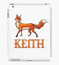 Keith Fuchs iPad-Hülle & Klebefolie