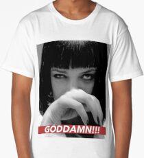 MIA WALLACE Long T-Shirt