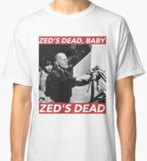 ZED'S DEAD Classic T-Shirt