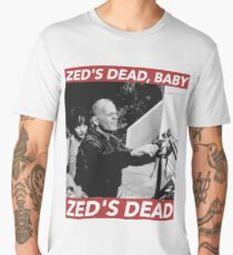 ZED'S DEAD Men's Premium T-Shirt