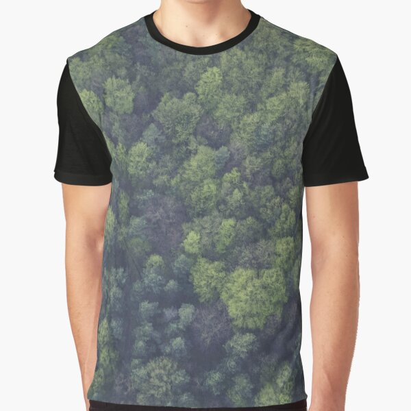 Dense Forest Graphic T-Shirt