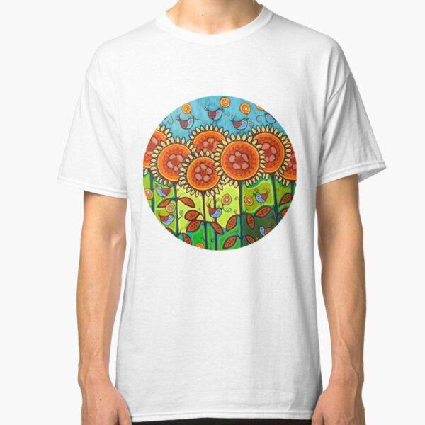 Le chant des tournefleurs T-shirt classique