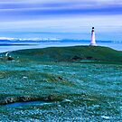Hoad Blue Hour by Stephen Miller
