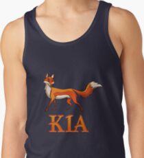 Kia Fox Tank Top