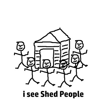 I see shed people by simplybed