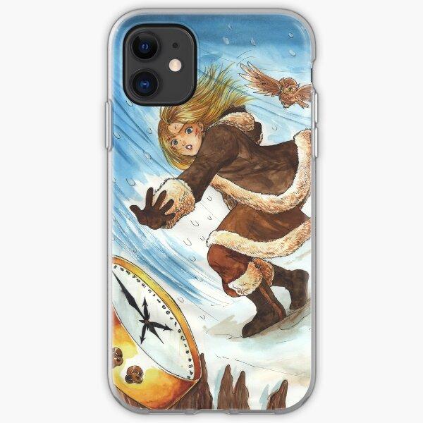 Northern Lands Funda blanda para iPhone
