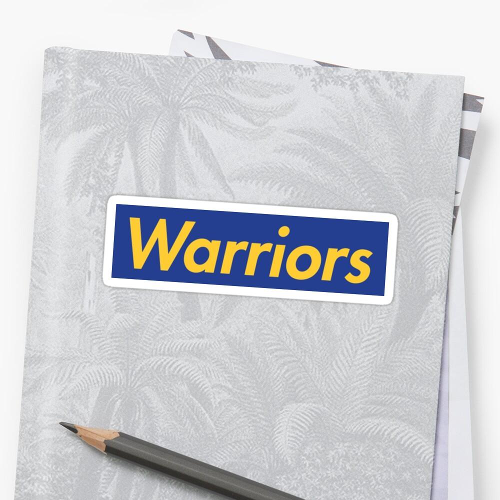 Warriors by DiegolusRex
