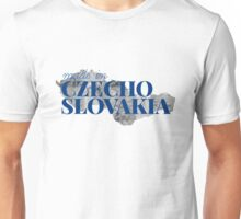 Made in Czechoslovakia Unisex T-Shirt