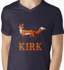 Kirk Fox Men's V-Neck T-Shirt