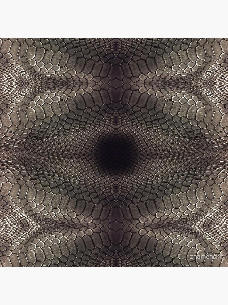 skin, skin pattern by znamenski
