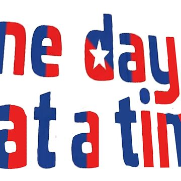 One Day at a Time- Cuba Intro Logo by tziggles
