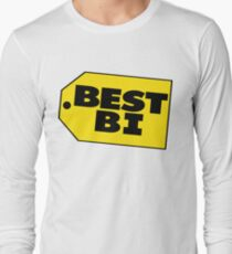 Best Bi - Parody Long Sleeve T-Shirt