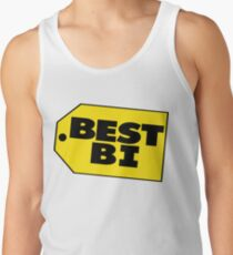 Best Bi - Parody Men's Tank Top