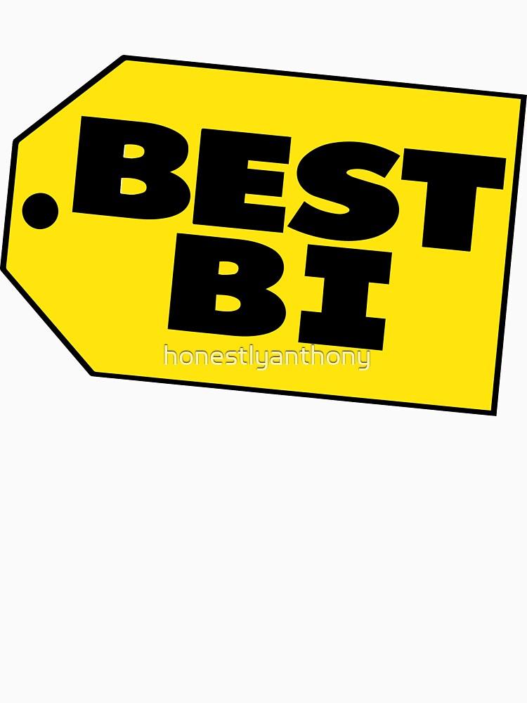 Best Bi - Parody | Unisex T-Shirt