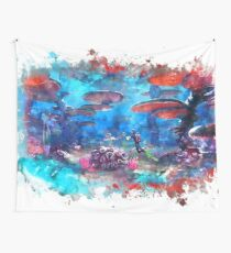 Subnautica Wall Tapestry