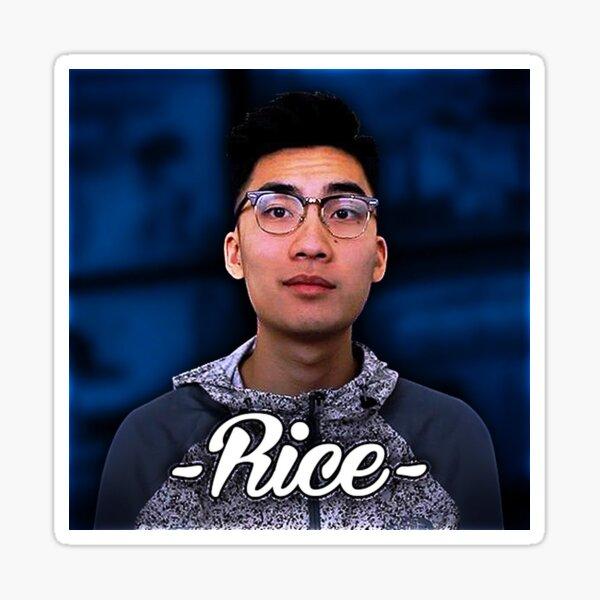RiceGum Sticker