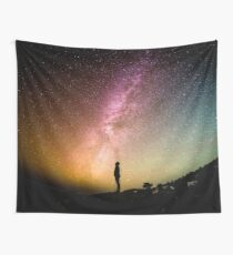Minds In Nature | Modern Printing | Galaxy | #30204136 Wall Tapestry