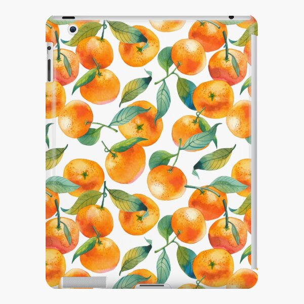 Mandarins With Leaves iPad Snap Case