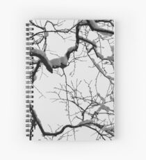 Tracery Spiral Notebook