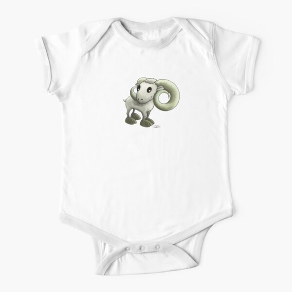 Aries TS Short Sleeve Baby One-Piece