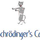 Schrodinger's Zombie Cat by Dean Harkness