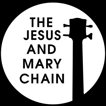 Jesus and Mary Chain T-shirt by AndrewsGamarra
