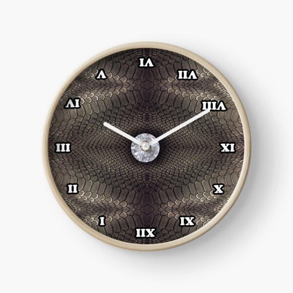 skin, skin pattern, diamond, brilliant, rock, adamant, minikin, watch face, clock face Clock