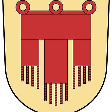 Böblingen coat of arms, Germany by PZAndrews