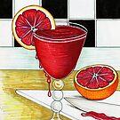Bloody Good Drink by Shawna Rowe