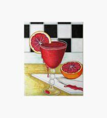 Bloody Good Drink Art Board