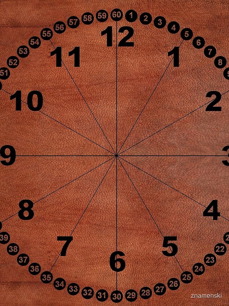 skin, skin pattern, diamond, brilliant, rock, adamant, minikin, watch face, clock face, brown leather, leather  by znamenski
